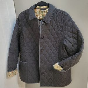 L.L. Bean quilted jacket with thermal insulation